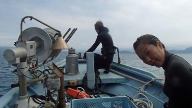 大瀬崎ボート1