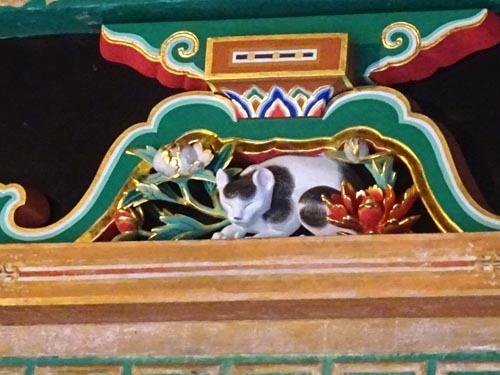 38眠り猫