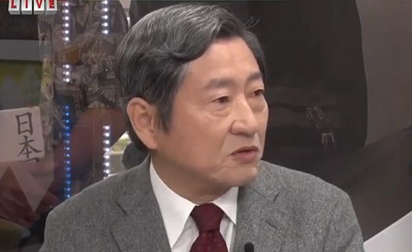 日韓問題研究家の松木國俊氏