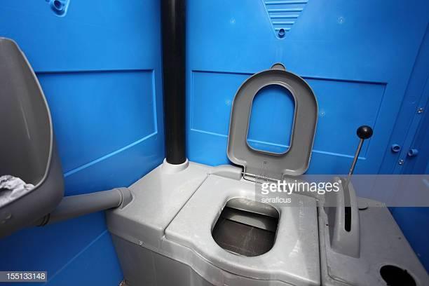 洋式仮設トイレ
