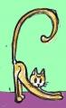 龍猫猫のしっぽヨ