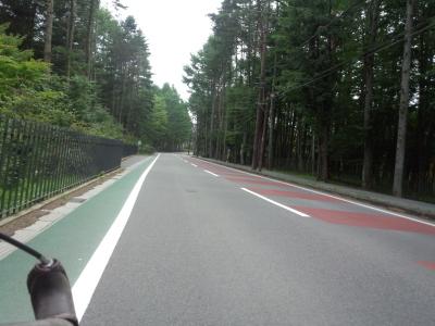 東京オリンピックロードレーステスト