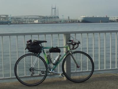 横浜-川崎 海辺巡り