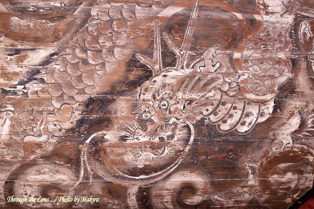 仁王門絵画56D1