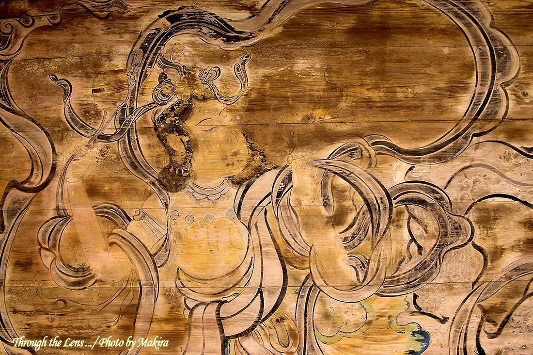 仁王門絵画56D2