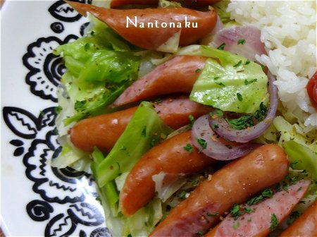NANTONAKU 07ー02 実家からのお中元 2