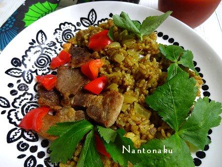 NANTONAKU 07ー14 濃厚カレー焼き飯 2