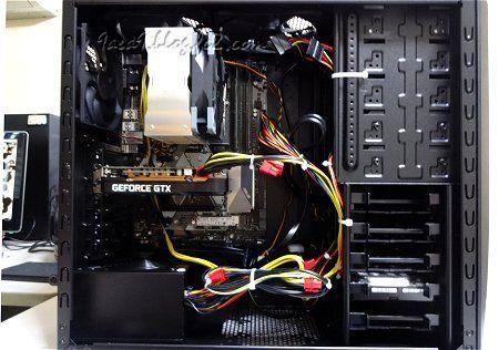 新しい パソコンが到着した 2