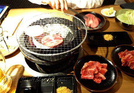 婦人科検診のあと京都までおでかけして帰宅してから友人と焼き肉 3