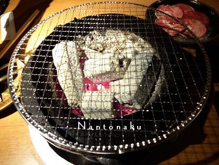 NANTONAKU 08ー01 19時過ぎに 友人と焼き肉 1