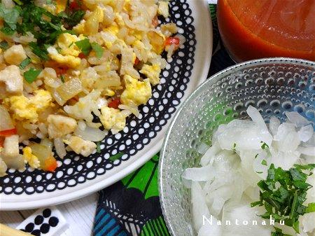 NANTONAKU 08-26 玉ねぎ50%卵10%鶏肉20%御飯20% 1