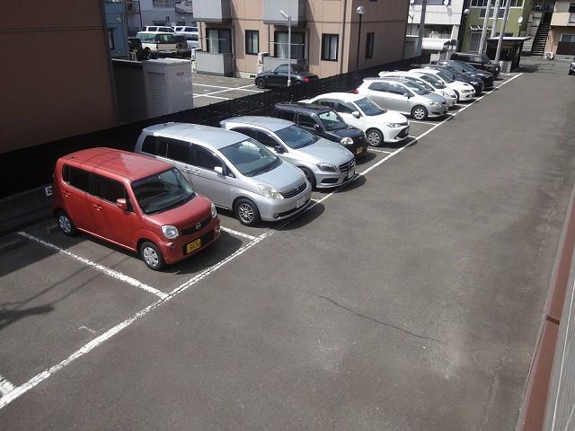 宮城野駐車場