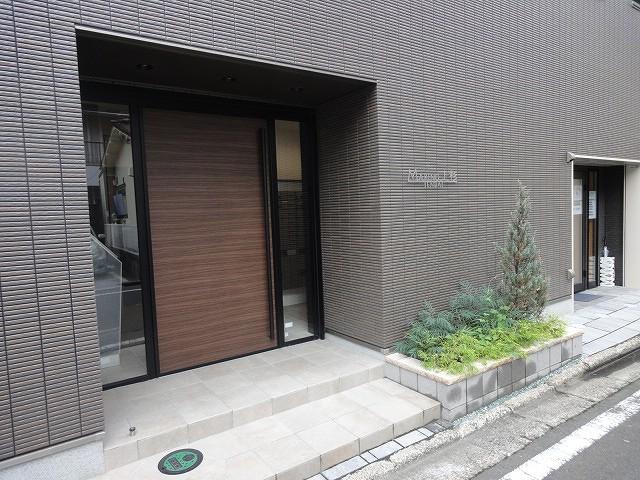 8/21上杉エントランス入り口