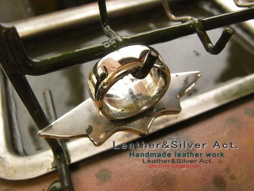 オーダーメイド シルバーリング 純銀