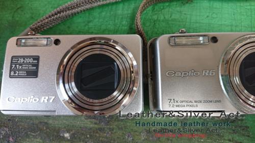 Caplio R7 デジカメ3