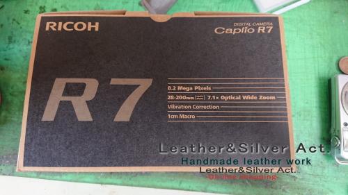 Caplio R7 デジカメ