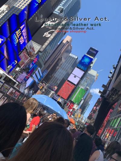 アメリカ ニューヨーク留学