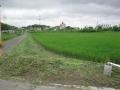 R1.7.16あいちのかおりの畦の草刈り(No.1田)@IMG_8726