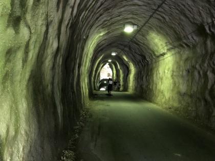 向山トンネル 2