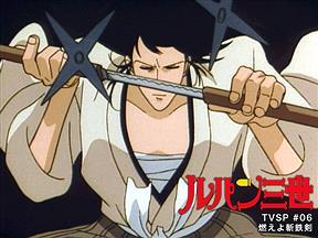 『ルパン三世』の「斬鉄剣」と『FF』の「斬鉄剣」ってどっちがパクったの?
