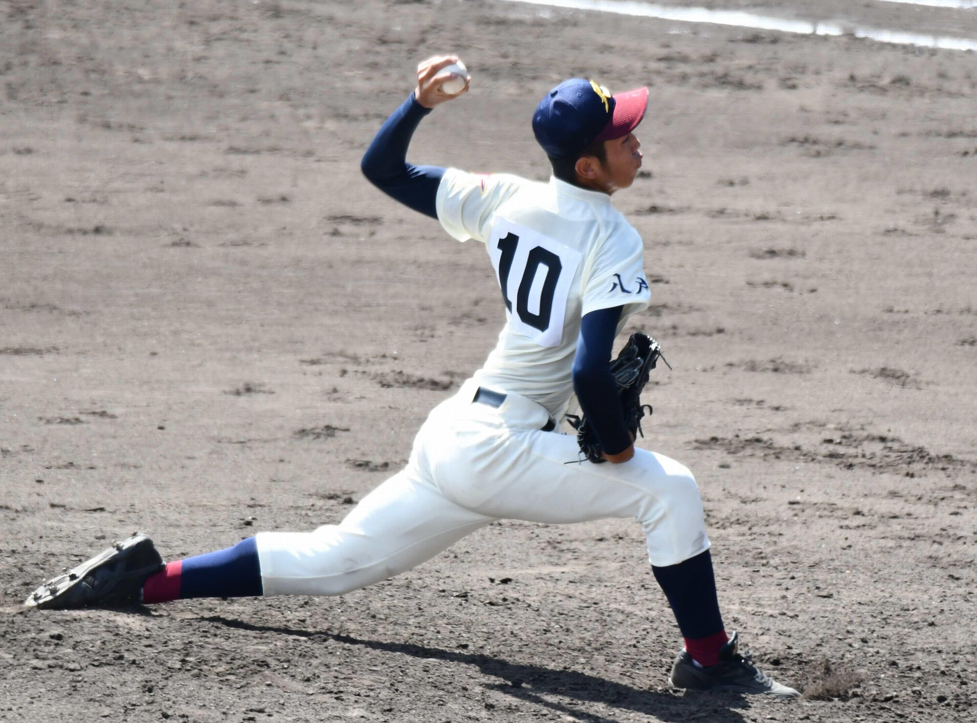 20190812八戸学院光星 横山