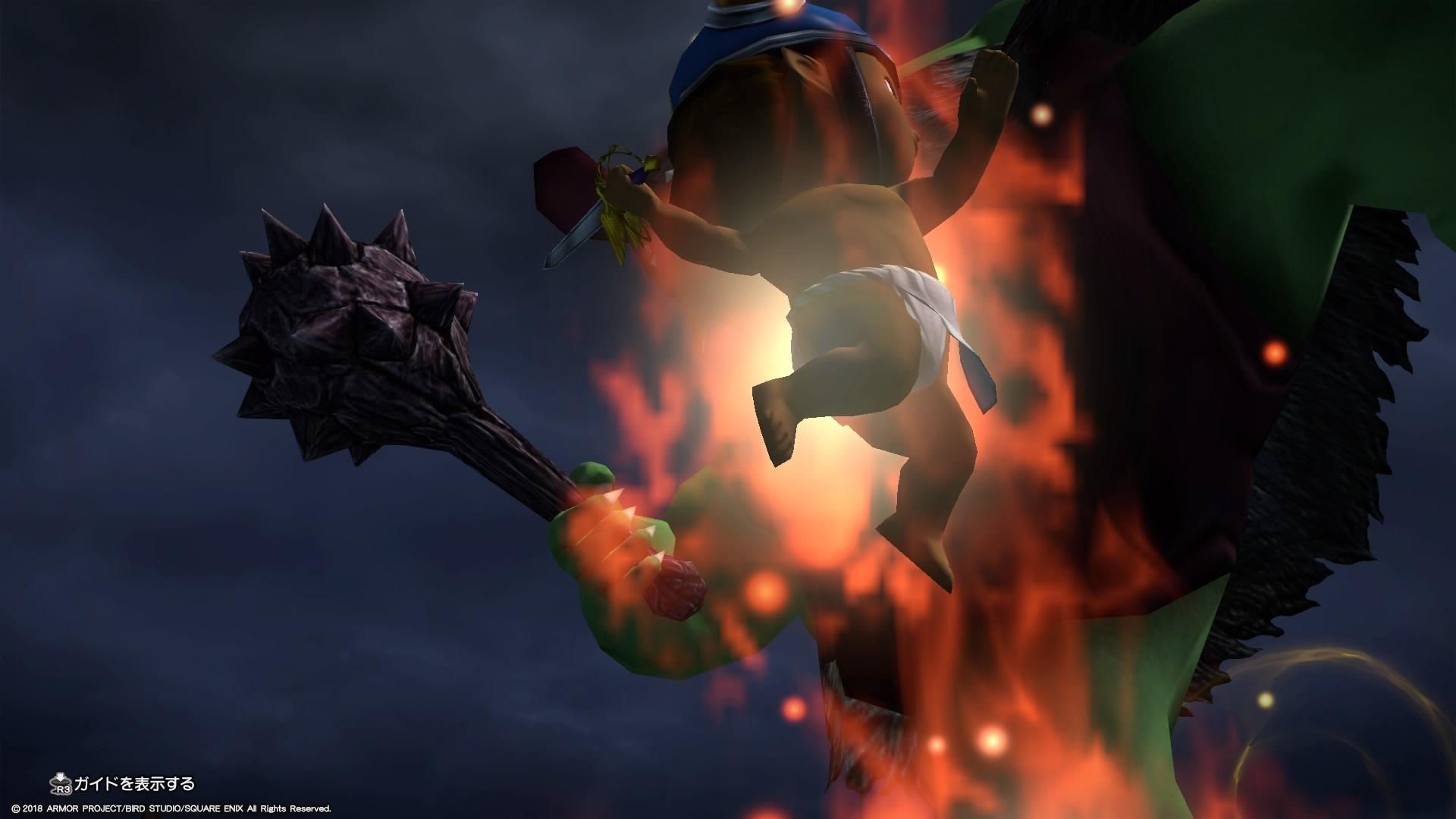 ドラゴンクエストビルダーズ2 破壊神シドーとからっぽの島_20190714143559