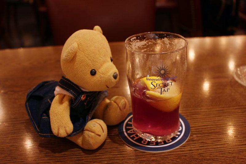 Brew#004 レモンを入れて ライオン銀座五丁目店 190810