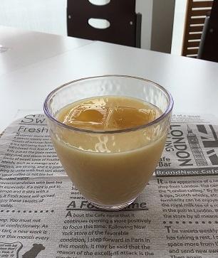 ★マンゴー甘酒3