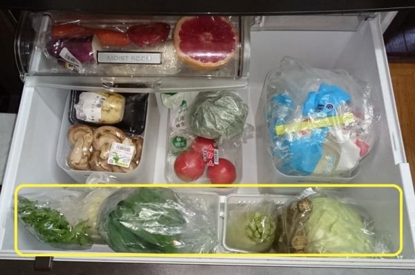 冷蔵庫や食器棚で使っている無印と100円ショップの収納グッズ (5)