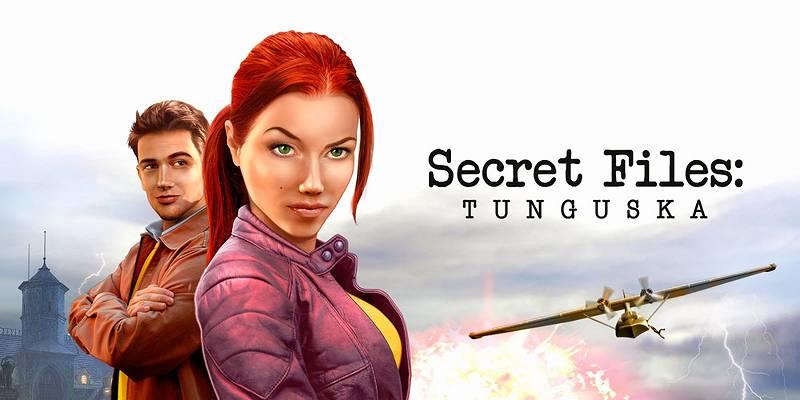 PC ゲーム Secret Files: Tunguska 日本語化メモ