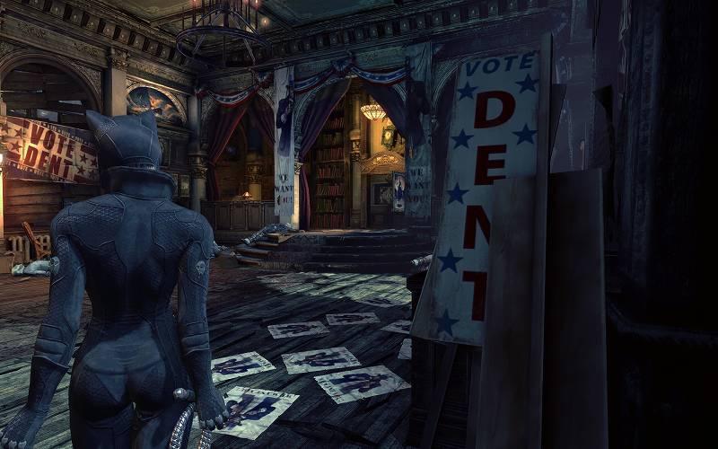 PC ゲーム Batman: Arkham City GOTY Edition 日本語化とゲームプレイ最適化メモ、Arkham City - V5 Reshade Presets プリセット 1 - Beta.ini スクリーンショット