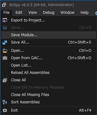 PC ゲーム Press X to Not Die 日本語化メモ、日本語化ファイルの zh フォルダにある CalypsoEngine.resources.dll と Press X to Not Die.resources.dll ファイルをデコンパイラ dnSpy で開く、Assembly Explorer に表示された CalypsoEngine.resources.dll と Press X to Not Die.resources.dll を開き、Resources フォルダ最下層にある項目を選択した状態で Alt+Enter または右クリックかメニューの Edit から Edit Resource をクリック、Vaule を編集したら OK ボタンをクリック、メニューの File → Save Module をクリック