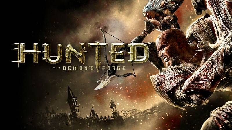 PC ゲーム Hunted: The Demon's Forge 日本語化メモ