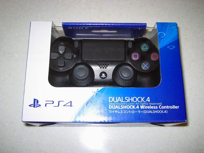 新型 PS4 コントローラー(デュアルショック 4)と操作を快適にする便利なアクセサリーを購入しました