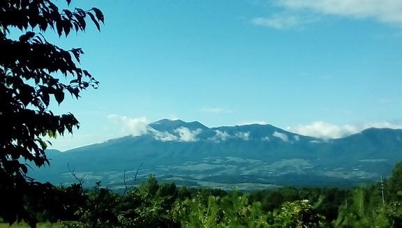 浅間山 8-21