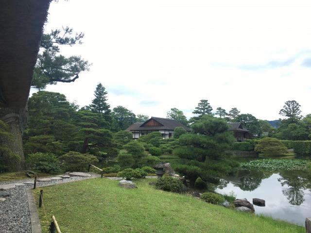 京都ぶらり旅〜桂離宮へ