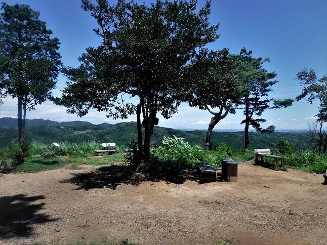 19.7.26 天覧山→多峰主山→龍崖山 (155)
