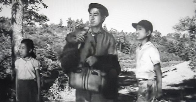 19.8.19 絵の教室、映画」にあんちゃん、日本の泥棒 (21)
