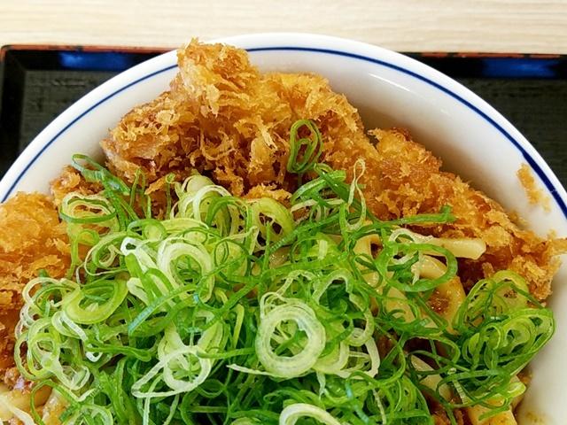 カレーうどんチキンカツ丼1-4