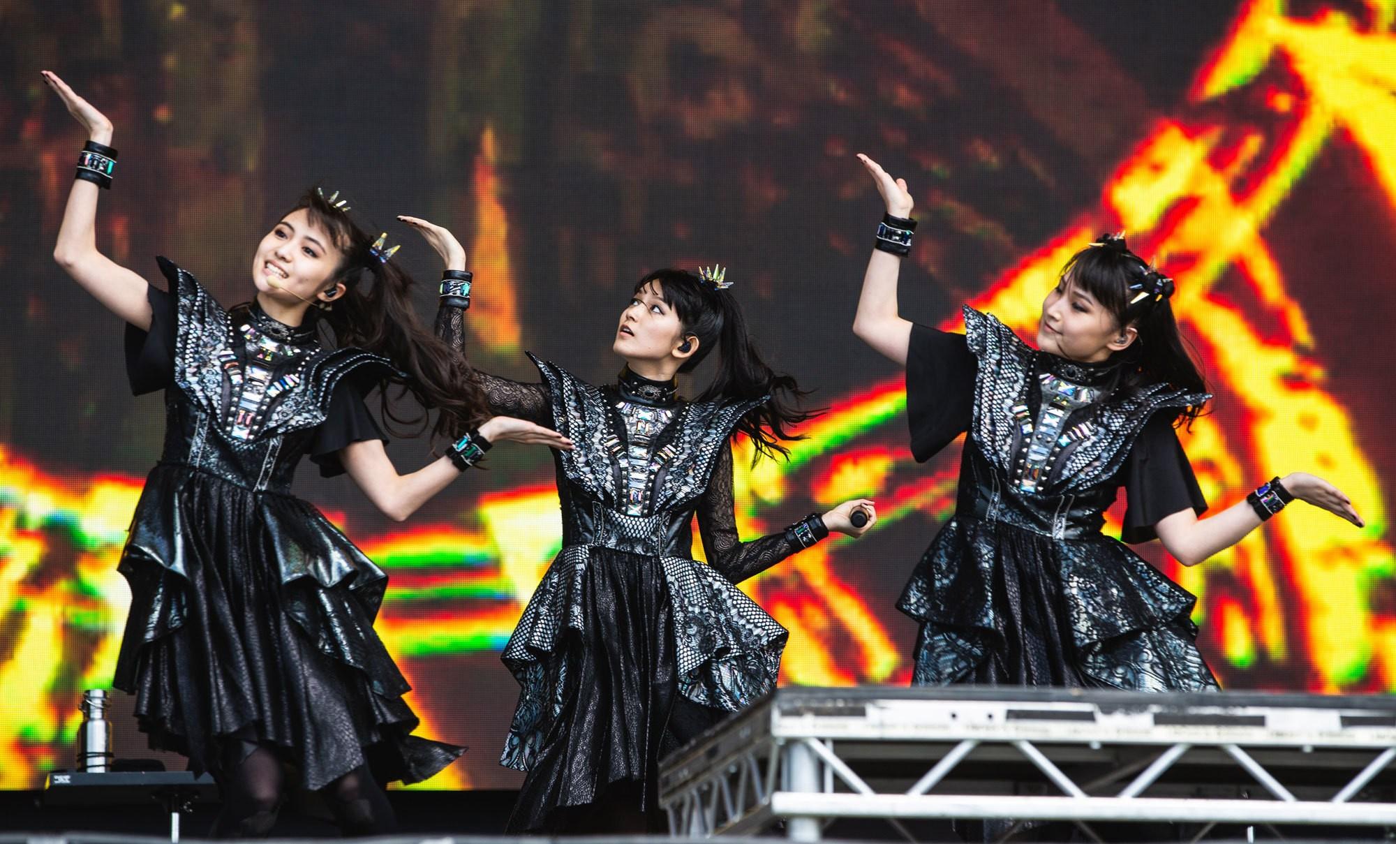 BABYMETALのUSツアー開幕ライブとなるオーランド公演に何か望むことがあるでしょうか?