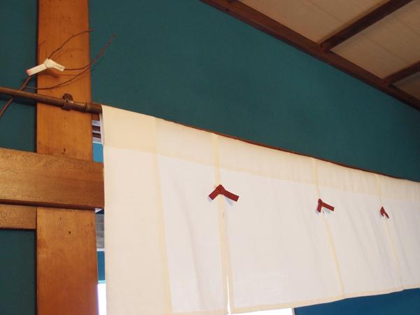 キッチン暖簾2