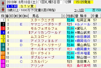 19STV賞