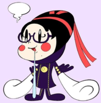 OH! SUPER BAYOchan(Q堂恵さんのイラスト)