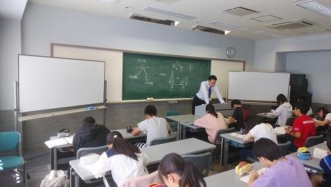 2日目 朝野木先生