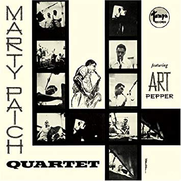 The Marty Paich Quartet featuring Art Pepper