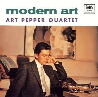 Art Pepper Quartet Modern Art