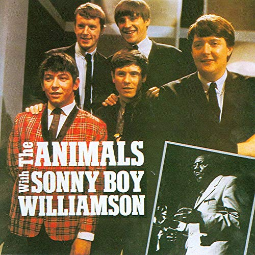 Animals with Sonny Boy Williamson
