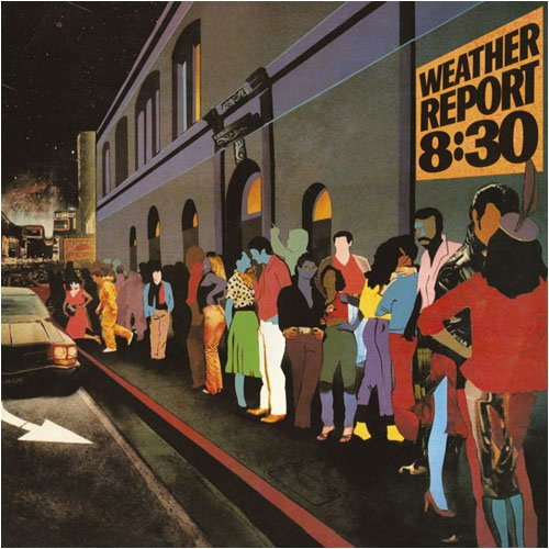 Weather Report 830