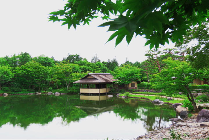 日本庭園-586