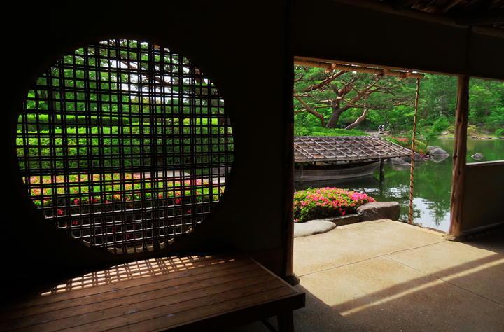 日本庭園-600